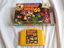 Donkey Kong 64 n64 NO MANUAL