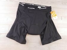 Dakine Women's size x-large polygiene odor free padded cycling shorts black  V31