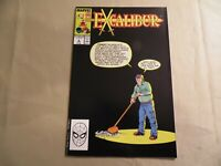 Excalibur #4 (Marvel 1989) Free Domestic Shipping