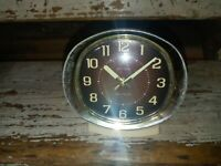 Vintage WESTCLOX BIG BEN (wind-up) ALARM CLOCK missing wind key untested