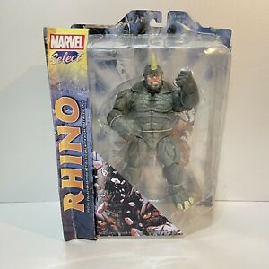 Rhino Collectors Action Figure Marvel Select - Diamond Select Toys - RARE