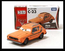 Tomica Disney C-23 CARS 2 Grem Tomy Diecast Car Gift Pixar