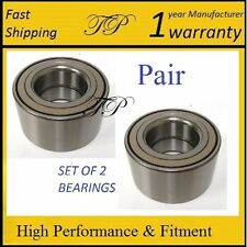 SAAB 9-5 1999-2001 SATURN LW200 2001-2003 Front Wheel Hub Bearing PAIR