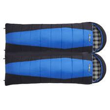 2 x OZtrail Alpine View -12 C. Twin Double Sleeping Bag
