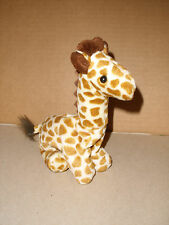 1997 Avon Plush Stuffed Full Of Beans 7 In Giraffe