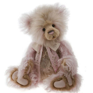 L'amour, a 24 Inch Bear from the 2019 Isabelle Bears Collection