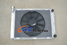 All Aluminum Radiator for HOLDEN COMMODORE VL RB30 L6 AT/MT + Fan