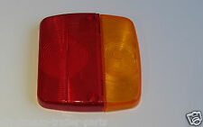 AJBA SQUARE REAR LIGHT LENS 4 FUNCTION TRAILER PARTS TO FIT TO LIGHT BOARD