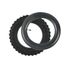 80/100-10 Rear Knobby Tyre + Tube  3.00-10 for CRF50 XR50 Pister Pro TTR50 Bike