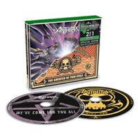 Anthrax - We've Come for you All/ The Greater of Tow Evils - New CD - 27th April