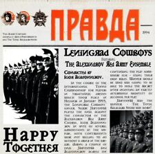 "Leningrad Cowboys-Happy Together CD (1994) ""LC"" éditions Rock Classique!!!"
