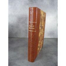 La table ronde 1945 Proust Faulkner Maillol Braque reliure maroquin à bandes et