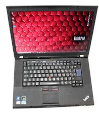 """Lenovo Thinkpad W520 15.6"""" Laptop: Core i7, 16GB RAM, 240GB SSD Warranty"""