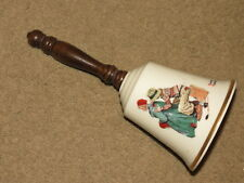 Great Gorham Fine China Norman Rockwell collectible bell - 1987 The Artist