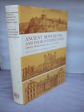 Ancient Monuments and Their Interpretation - Essays by A J Taylor HB DJ 1977