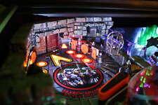 JJP Wizard of Oz Carved Castle Walls accessory mod @ Pinball Pro, WOZ machine