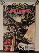Batman and Robin  bruce wayne the road home #1 Dec 2010