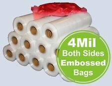 "1 Roll 11"" x 52.5 Ft Food Sealer FoodSaver Weston Vacuum Sealer Storage 4Mil Bag"