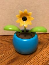 New for 2020 Solar Powered Dancing Toy New - Dancing Flowers - Sunflower