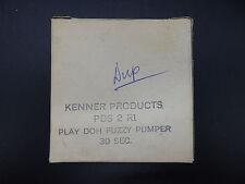 original vintage toy Kenner Play Doh FUZZY PUMPER 16mm commercial reel tv ad old