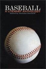 Baseball : A Literary Anthology by Nicholas Dawidoff (2002, Hardcover)