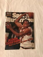 Vintage Sports Illustrated-NBA Great Allen Iverson-1998-Excellent Condition
