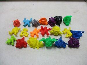 20 Original Matchbox Monster in My Pocket Figures Lot 16