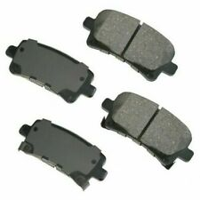 Akebono ACT1430 Rear Ceramic Brake Pads