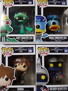 Kingdom Hearts III Funko Pop Figures Brand New - YOU PICK FROM LIST