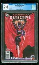 CGC 9.8 NM/MT DETECTIVE COMICS #860 D.C. COMICS 2/2010 ALEX ROSS VARIANT COVER