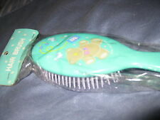 VINTAGE SANRIO HELLO KITTY BRUSH WITH CASE 1985 SEALED TEDDY NEW LOOK!