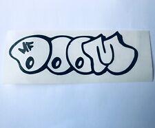 mf doom hip hop vinyl decal sticker rap stickers