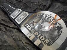 NEW! Fantasy Football Championship Belt King Adult Metal Plates