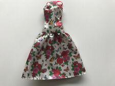 Floral dress Barbie Mattel