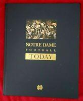 JOE THEISMANN SIGNED ~COA~ Notre Dame Football Book,RARE Authentic Autograph,NFL