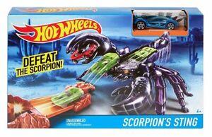 HotWheels - Scorpion Sting - Defeat the Scorpion! - Brand New Boxed
