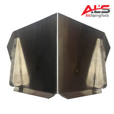 "Platinum Drywall Tools 3.5"" Drywall Corner Flusher / Glazer"