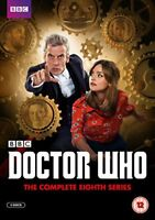 Doctor Who  The Complete Series 8 [DVD] [2014]
