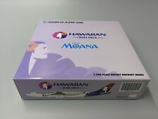 Hawaiian Airlines Airbus A330-200 N391HA Special 1:500 JC Wings Diecast   XX5120