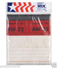 American Wick AW-22 Kerosene Heater Wick Aladdin Comfort  NEW ! AW22