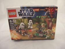 Lego star wars 9489 Endor Rebel Trooper & Imperial Trooper Pack Neuf/Scellé