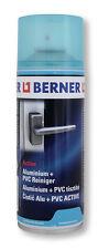 Aluminium pvc-Nettoyant ACTIVE chrome plastique EMAILLE Berner 400ml 13792