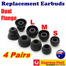 4 Pairs S/M/L Dual Replacement Silicone Earbuds for Beats Tour 2.0 Ear Headphone