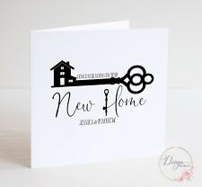 New Home Card - Personalised