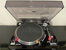 Gemini SA-600 Direct Drive Straight Tonearm DJ Turntable SA600 W/ Cartridge