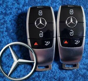 Two Mercedes E200 E300  class A B C E S  Smart Key Fob 315mhz usa x2