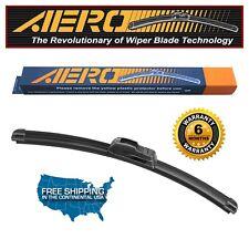 "AERO 17"" Front/Rear Premium All Season Beam J-Hook Windshield Wiper Blade"
