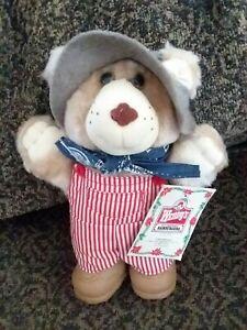 Dudley Furskin Wendy's Bear (1986)