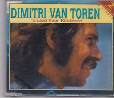 Dimitri Van Toren-N Lied Voor Kinderen cd maxi single 2 tracks
