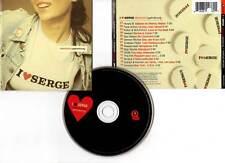 "GAINSBOURG ""I Love Serge - Electronica"" (CD) 2001"